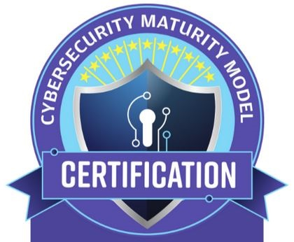 The Cybersecurity Maturity Model Certification Logo