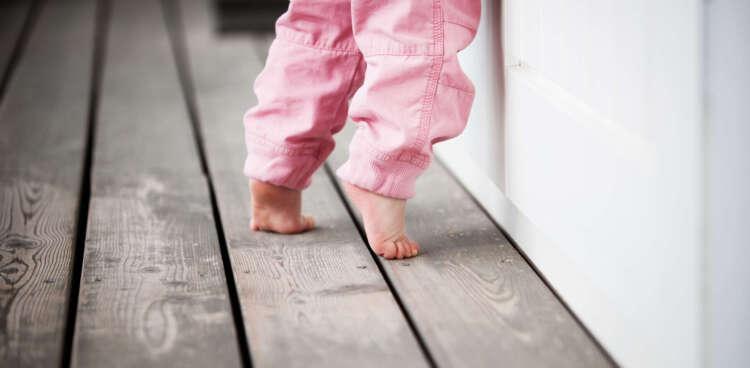 Little,Girl,Reaching,Up
