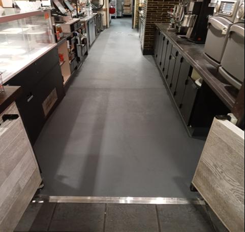 Eco-Grip Flooring
