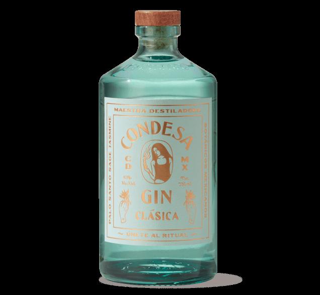 Bottle Gin Clasica