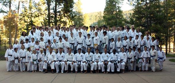 IMA Rocky Mountain Gasshuku, 2009