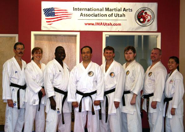 hanshi madani at IMA Utah Seminar, April 2011
