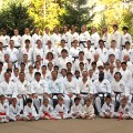 Class photo from 2011 Annual Karate Camp in Keystone, Colorado