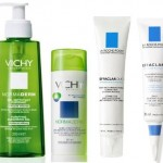 Vichy face and body treatments