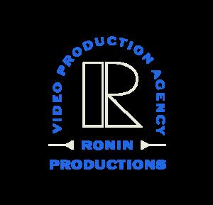 Ronin Productions Secondary Logomark