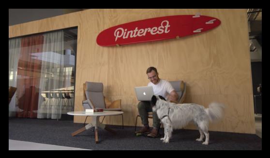 Pinterest video production