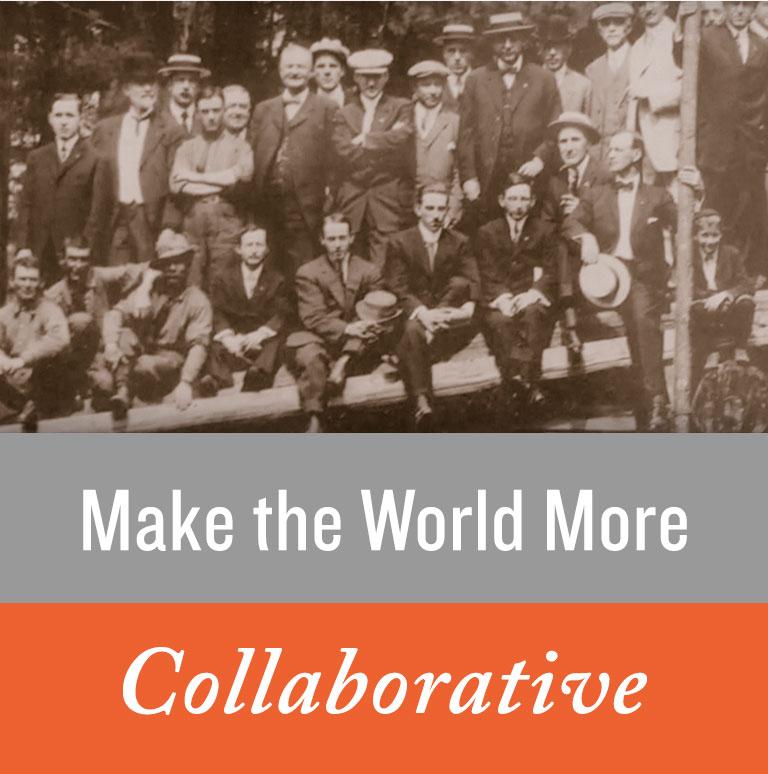 Make the World More Collaborative