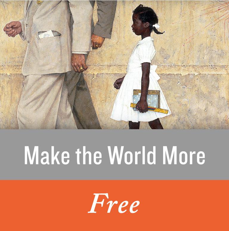 Make the World More Free