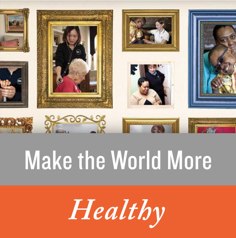 Make the World More Healthy