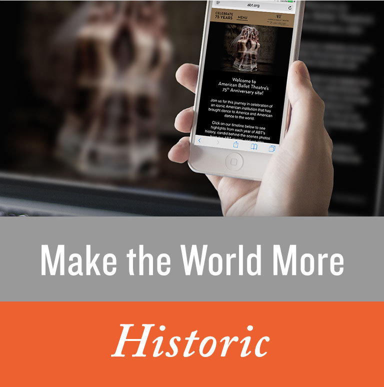 Make the World More Historic