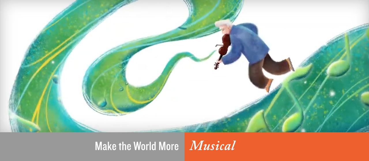 Make the World More Musical