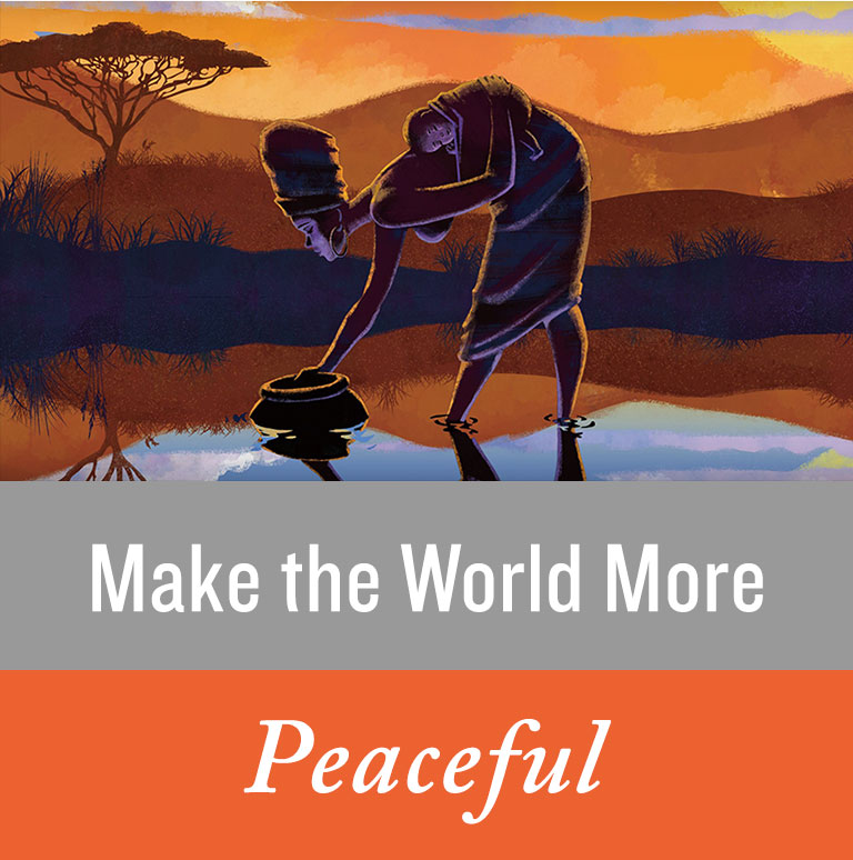 Make the World More Peaceful