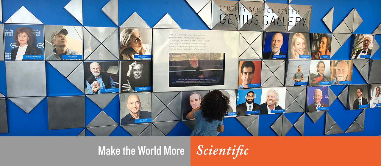 Make the World More Scientific