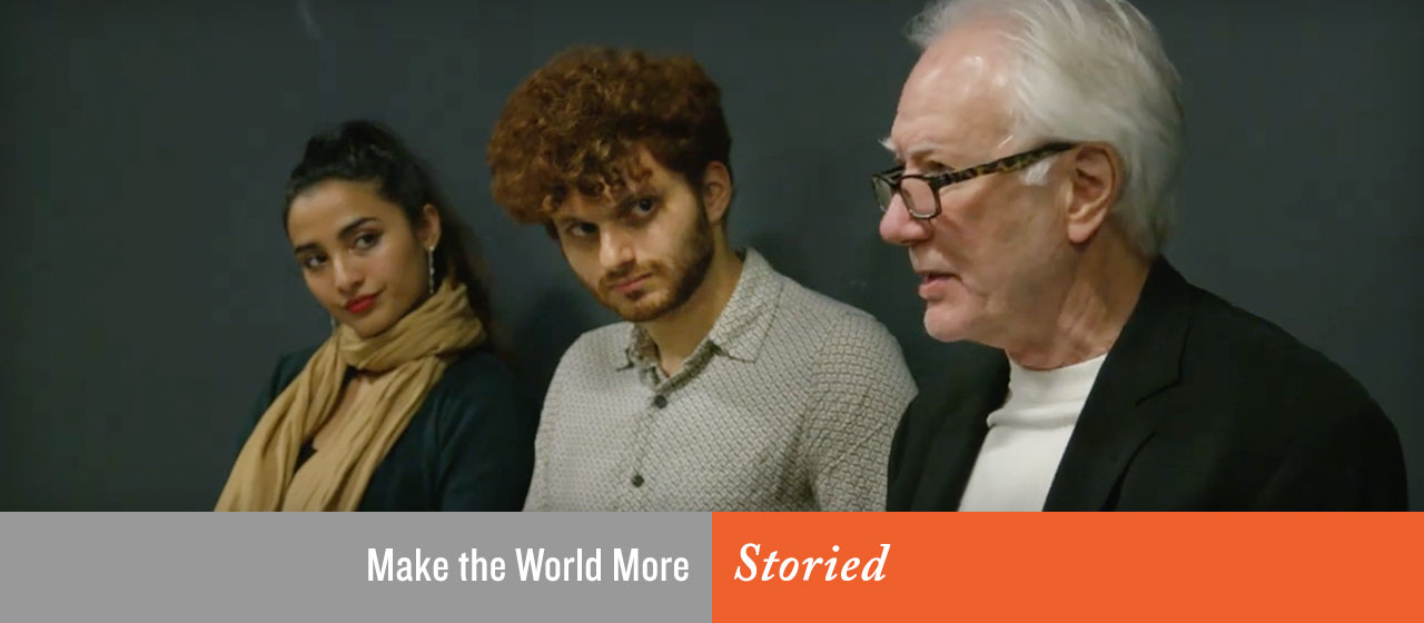 Make the World More Storied