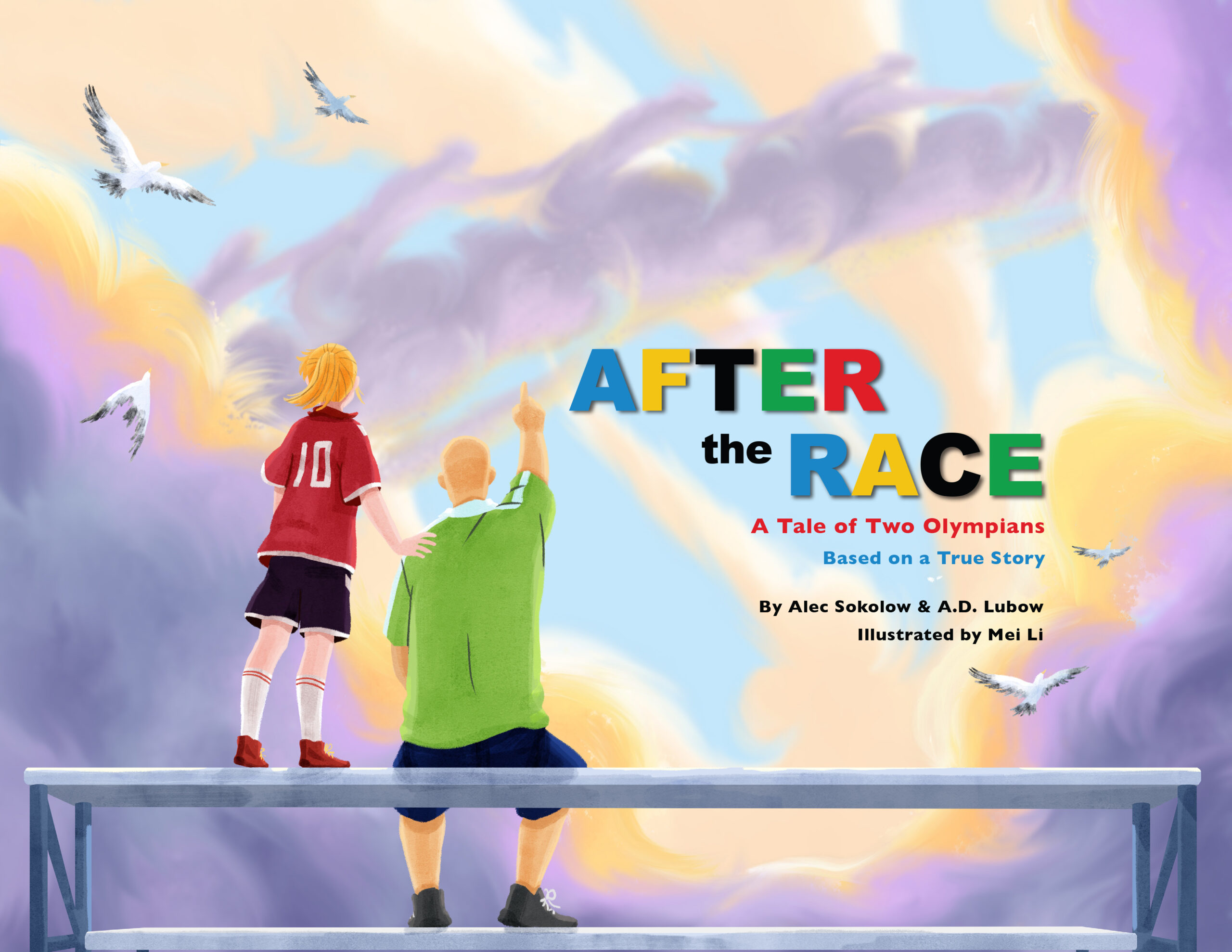 AFTER THE RACE: A Tale of Two Olympians