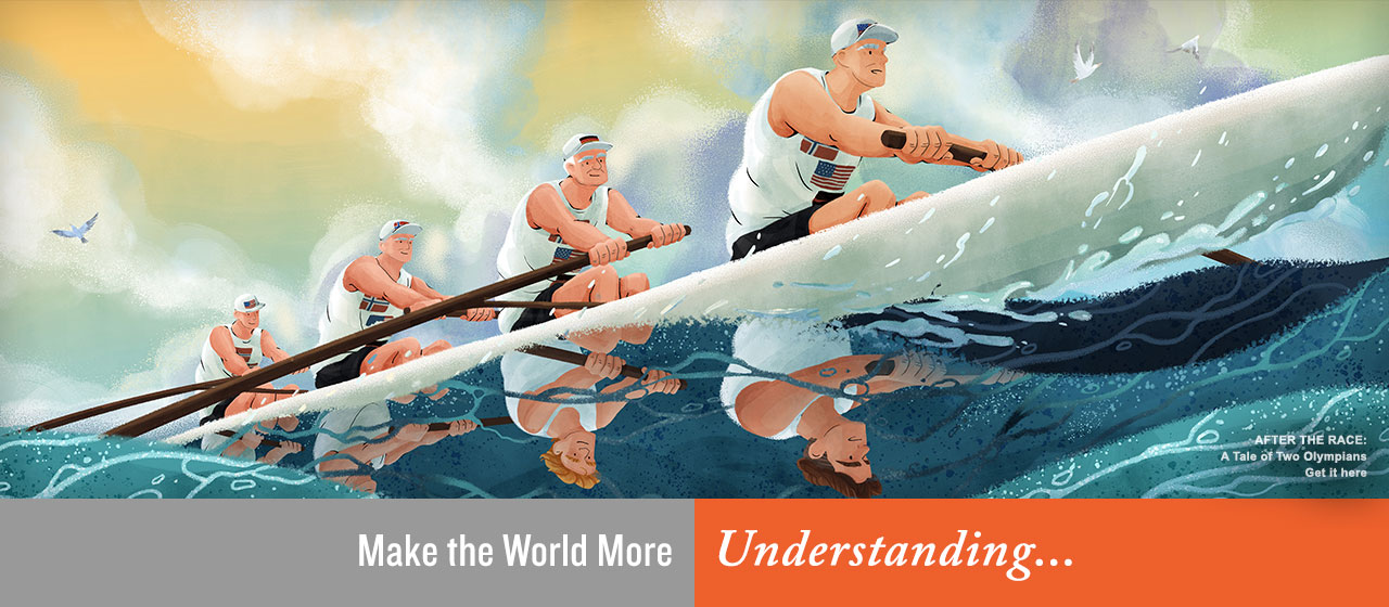 Make the World More Understanding