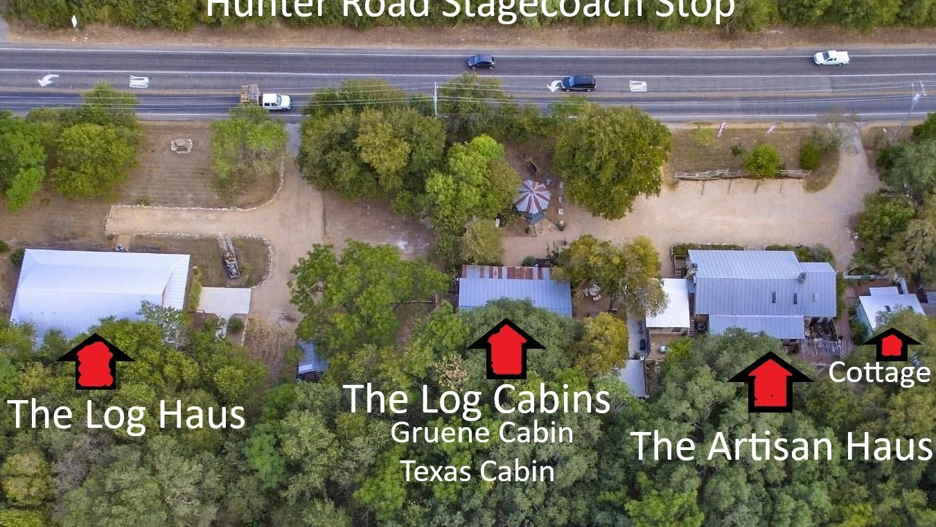 Hunter Road Stagecoach Stop overview