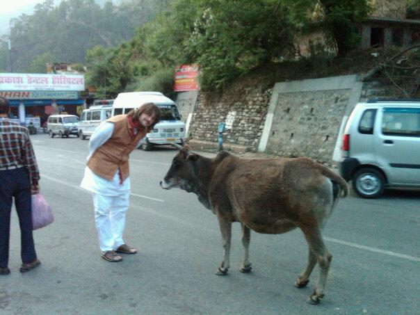 Me, A Cow, Kainchi