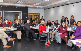 "Carla D. Bass, author of award-winning book ""Write to Influence!"" Presents Her Workshop to Leadership Loudoun's Signature Program"