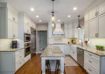 Ada Custom Kitchen Remodel
