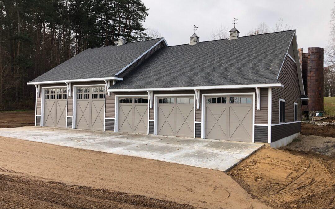 Dorr Custom Barn Build