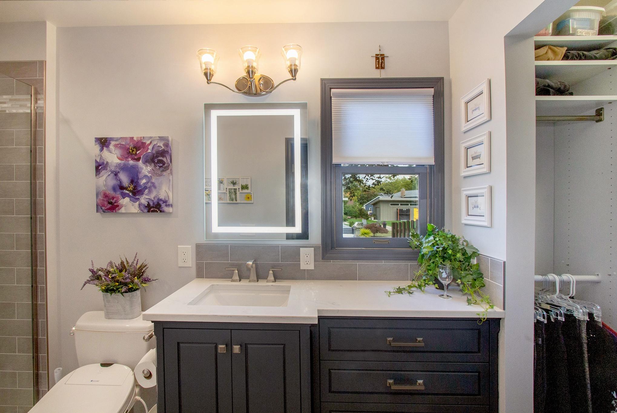 GroveBluff Bathroom Sink
