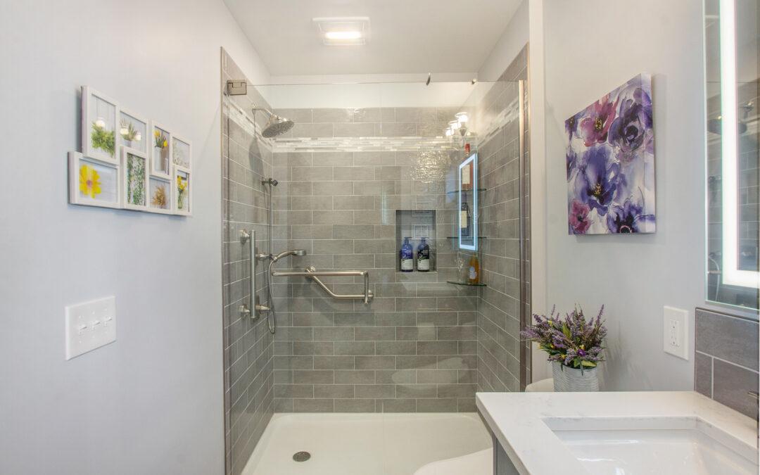 GroveBluff Custom Bathroom Remodel