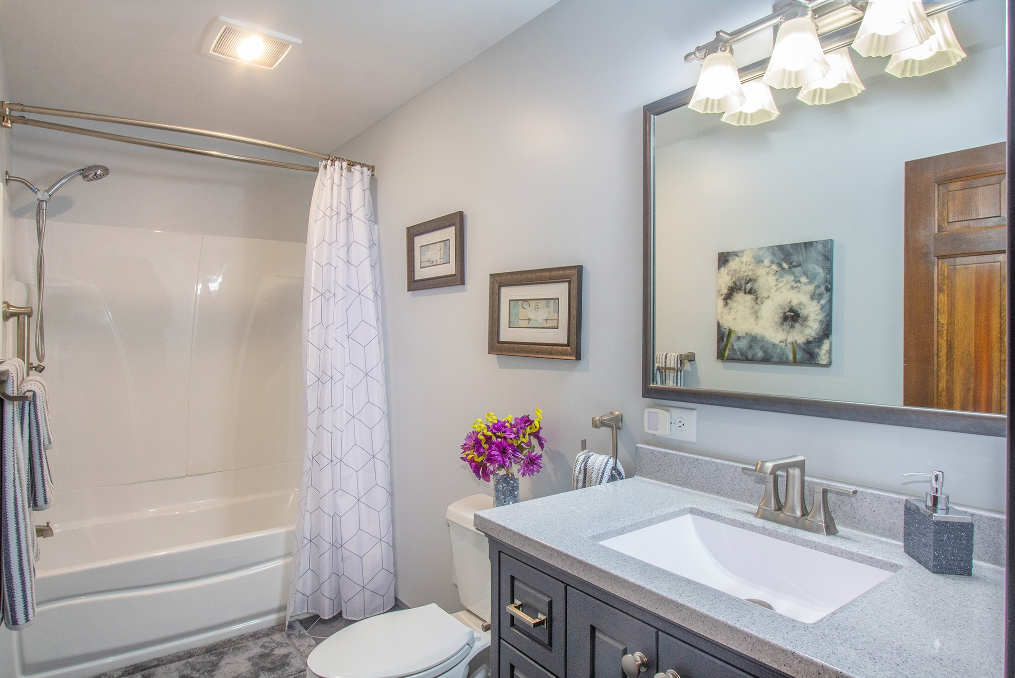 GroveBluff Bathroom with Shower