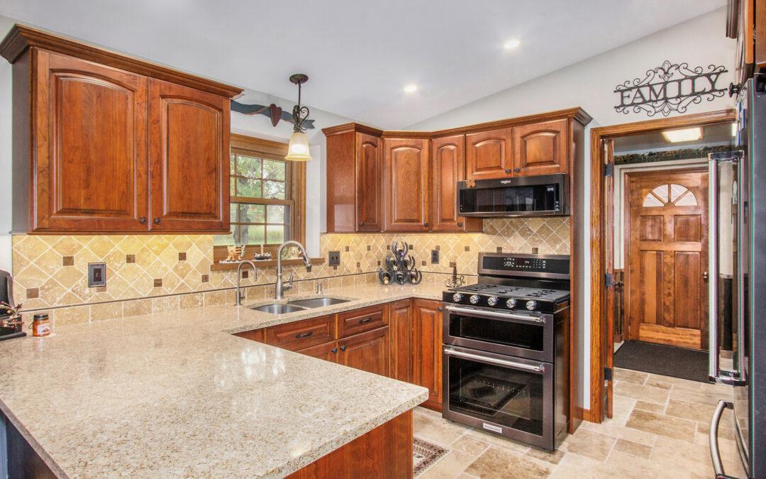 Lowell Custom Kitchen  Remodel