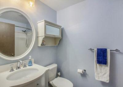 Pratt Lake Bathroom
