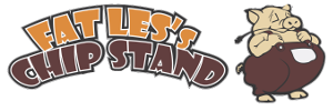 Fat Les's Chip Stands