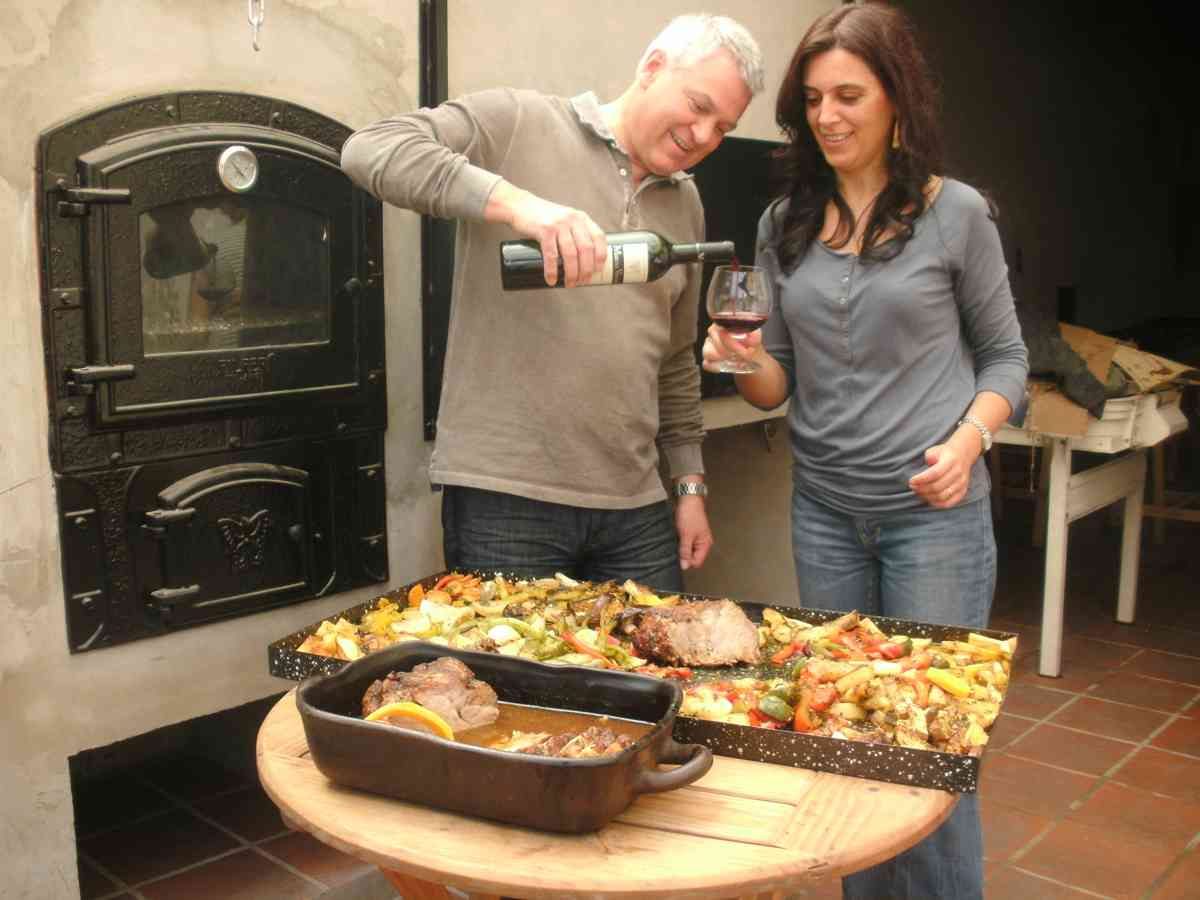 A foreword from Marta and Malcolm, Proprietors of Marta's Vinyard.