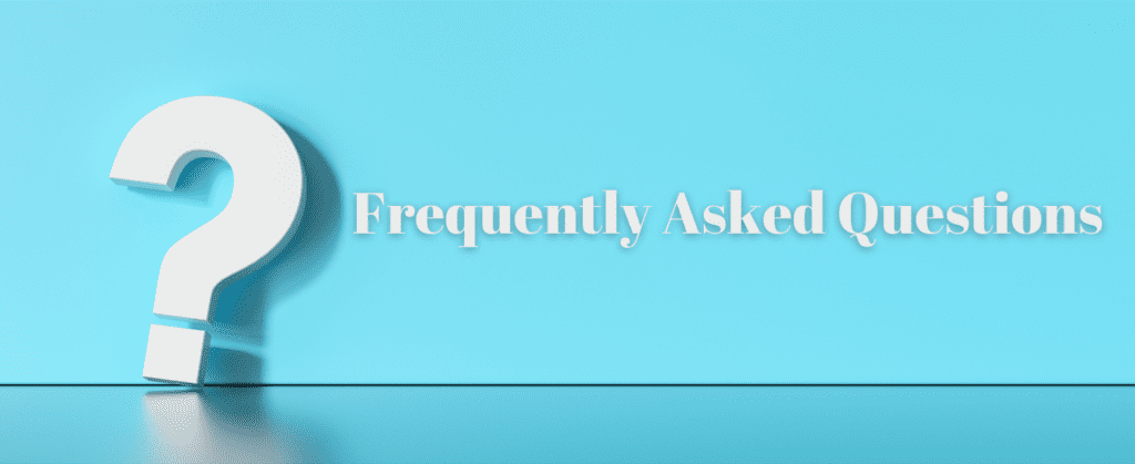 Frequently Asked Questions (1)