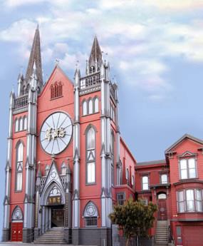 Saint Mary and Martha Church Image