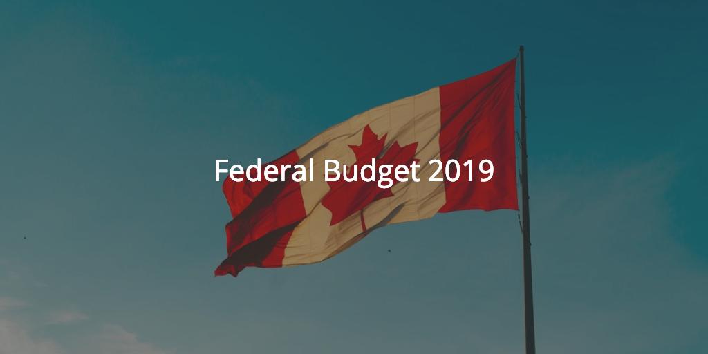 2019 Federal Budget