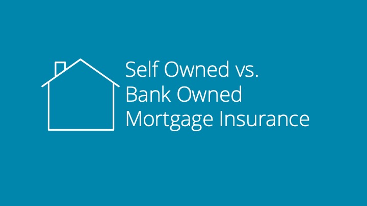 Self Owned vs. Bank Owned Mortgage Insurance