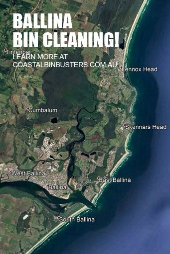 Ballina Bin Cleaning Services