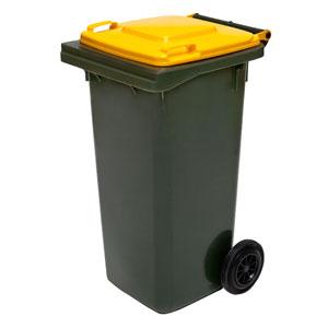 120 Litre wheelie bin