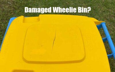 Fix Your Wheelie Bin For Free!