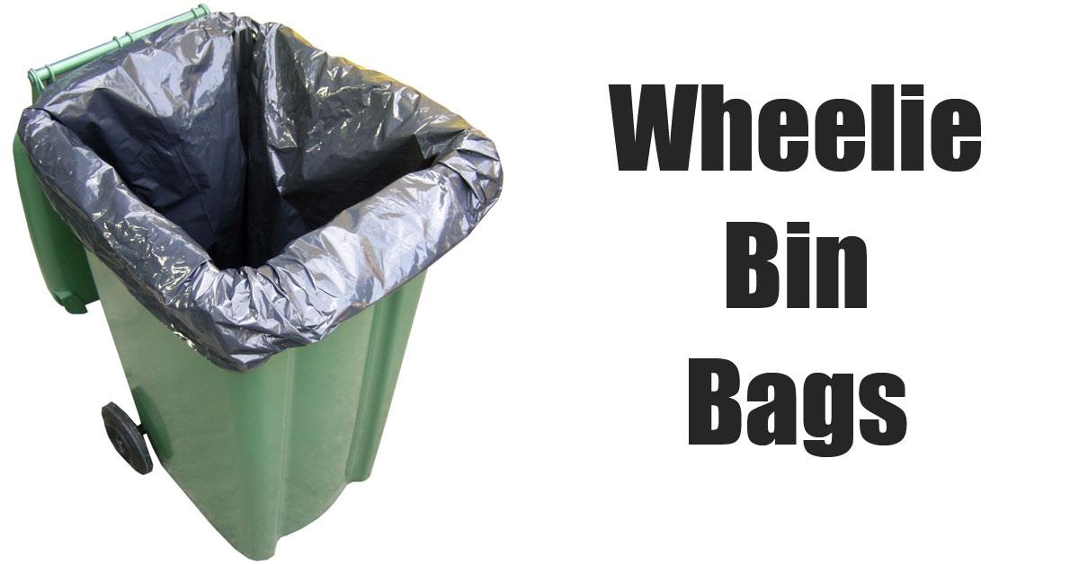 Wheelie Bin Bags