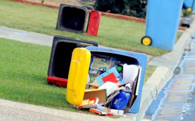 How To Stop Your Wheelie Bin From Blowing Over
