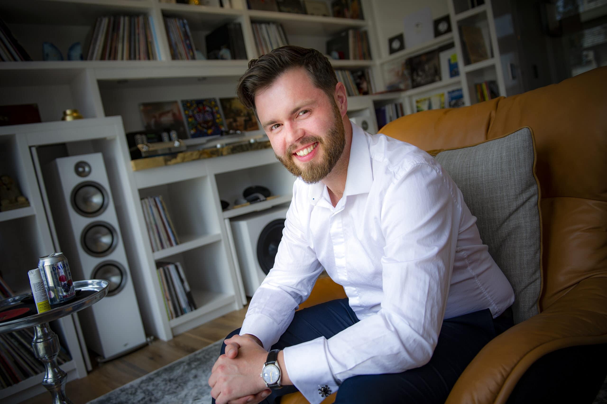 Adam Miron Entrepreneur