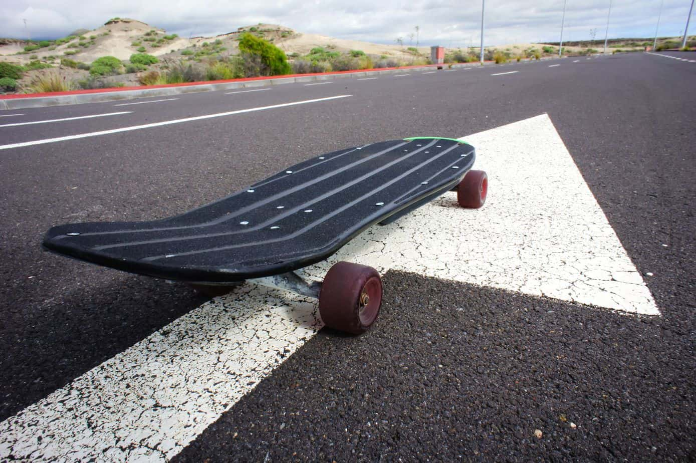 What is a Kicktail Longboard?