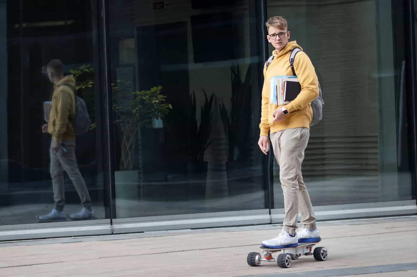 are electric skateboards legal in nyc