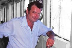 Ray Hogan, Captain of the Frieda