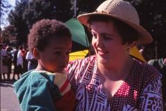 Johannesburg election day 1994
