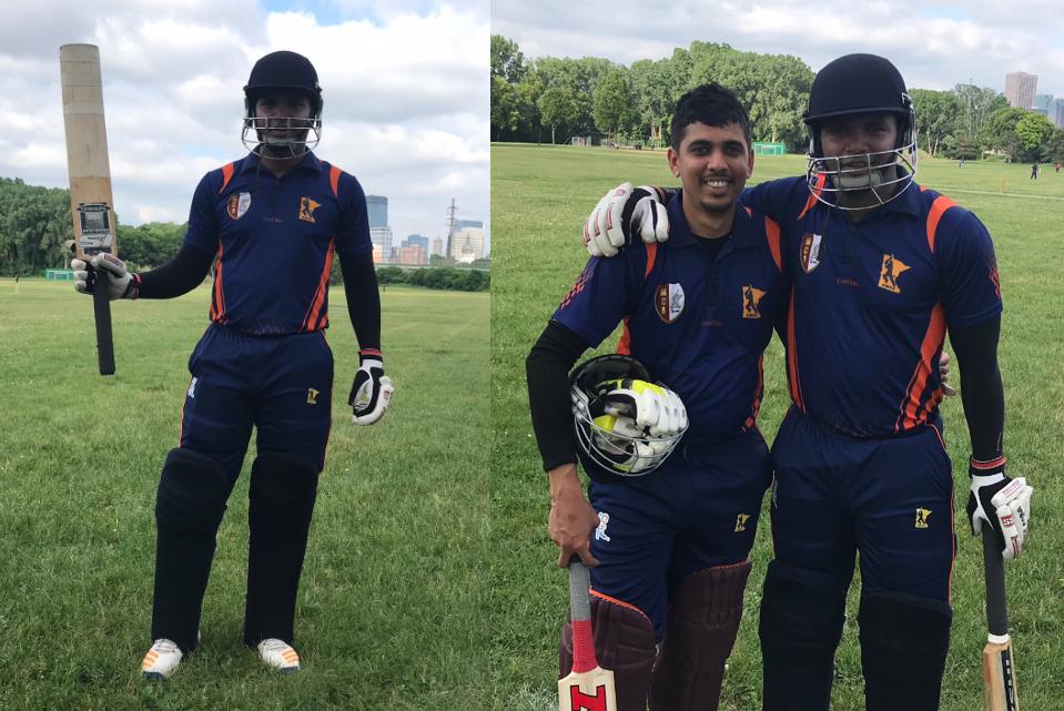 Raj 158*, Srikar 33*, 146 run 4th wicket partnership in T20