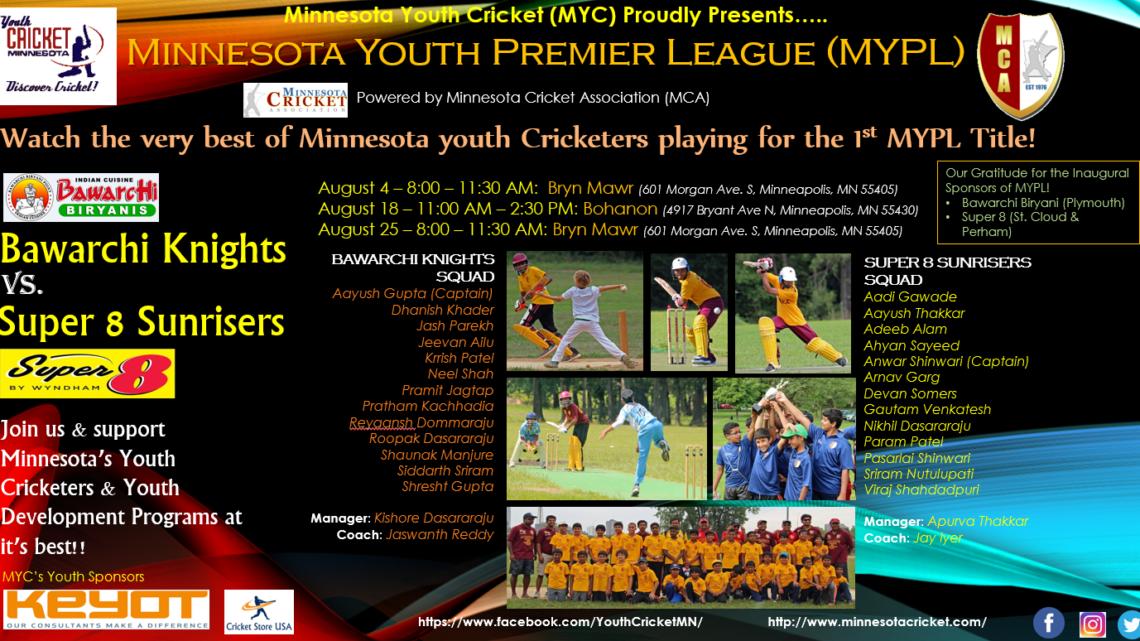 MN Youth Premier League (MYPL)