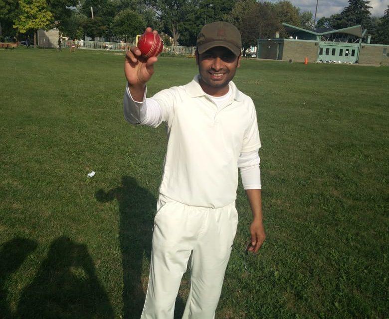 Jayesh's 7-wicket haul!