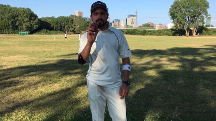 Noman's 4 wickets with a Hat Trick!